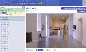 Irish Museum of Modern Art Virtual Tour