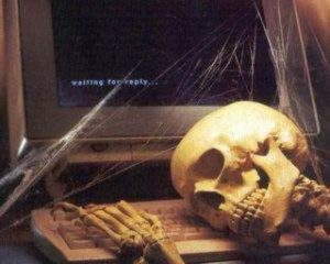 Waiting for a reply